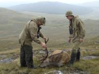 ARGYLL Hooded Smock & Quadrider Successful hunt